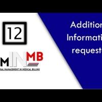 Extra details asked for – [denial management] in medical billing