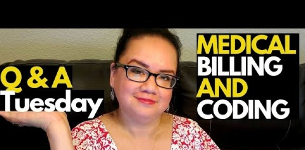QUESTION AND ANSWER TUESDAY MEDICAL BILLING AND CODING | MEDICAL CODING WITH BLEU