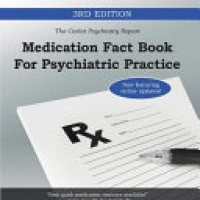 Medication Reality Book for Psychiatric Practice