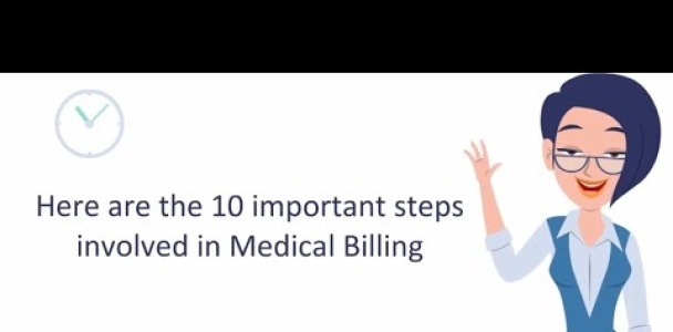10 important steps in Medical Billing – QWay Health – Revenue Cycle Management