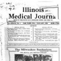 The Illinois Medical Journal