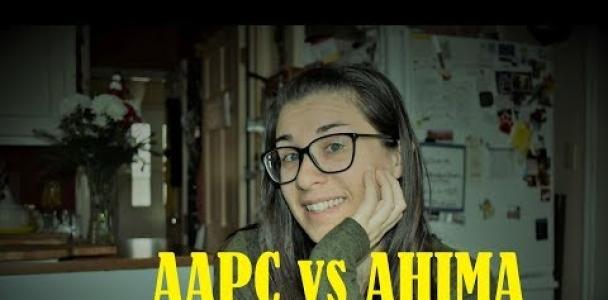 AAPC vs AHIMA